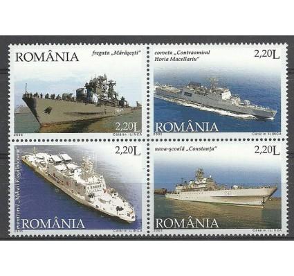 Znaczek Rumunia 2005 Mi 5967-5970 Czyste **