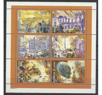 Znaczek Gwinea 2001 Mi ark 3308-3313 Czyste **