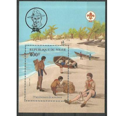 Znaczek Niger 1982 Mi bl 37 Czyste **