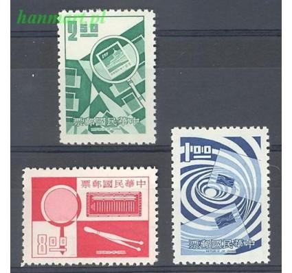 Tajwan 1972 Mi 908-910 Czyste **