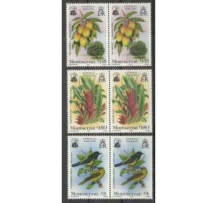 Znaczek Montserrat 1985 Mi 565-567 Czyste **