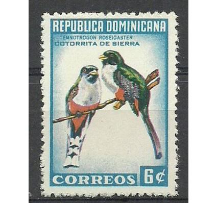 Znaczek Dominikana 1964 Mi 834 Czyste **
