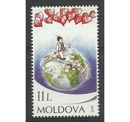 Znaczek Mołdawia 2018 Mi 1053 Czyste **