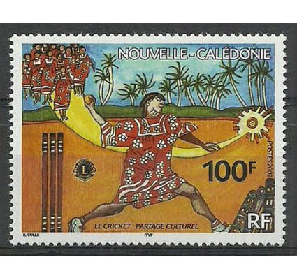 Znaczek Nowa Kaledonia 2002 Mi 1262 Czyste **