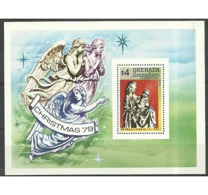 Znaczek Grenada i Grenadyny 1979 Mi bl 46 Czyste **