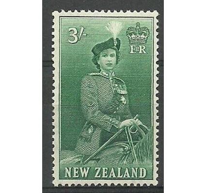 Znaczek Nowa Zelandia 1953 Mi 343 Czyste **
