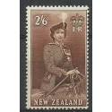 Nowa Zelandia 1957 Mi 367 Czyste **