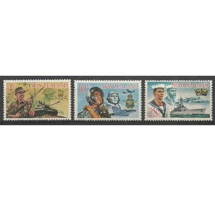 Znaczek Nowa Zelandia 1968 Mi 483-485 Z podlepką *