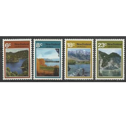 Znaczek Nowa Zelandia 1972 Mi 593-596 Czyste **