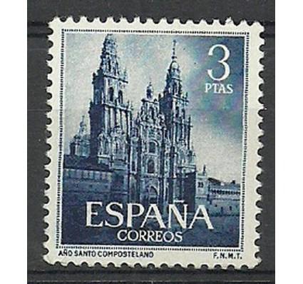 Znaczek Hiszpania 1954 Mi 1026 Z podlepką *