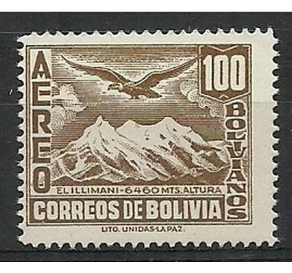 Znaczek Boliwia 1941 Mi 328 Czyste **