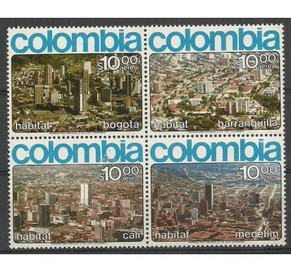Znaczek Kolumbia 1976 Mi 1302-1305 Czyste **