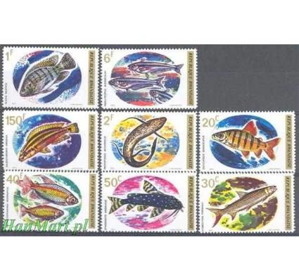Rwanda 1973 Mi 577-584 Czyste **