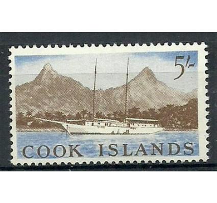 Znaczek Wyspy Cooka 1963 Mi 103 Czyste **