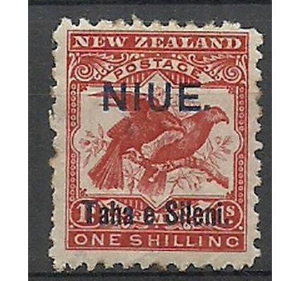 Znaczek Niue 1903 Mi 10 Z podlepką *