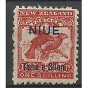Niue 1903 Mi 10 Z podlepką *