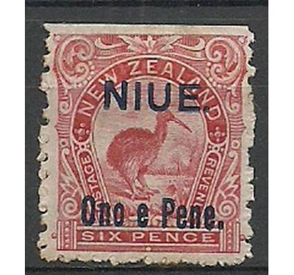 Znaczek Niue 1903 Mi 9 Z podlepką *