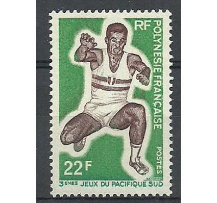 Znaczek Polinezja Francuska 1969 Mi 99 Czyste **