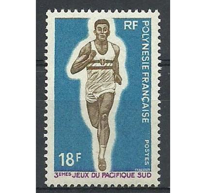 Znaczek Polinezja Francuska 1969 Mi 98 Czyste **