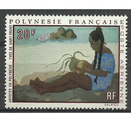 Znaczek Polinezja Francuska 1970 Mi 121 Czyste **