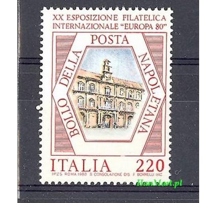 Znaczek Włochy 1980 Mi 1685 Czyste **