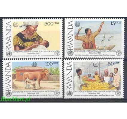 Znaczek Rwanda 1992 Mi 1453 Czyste **