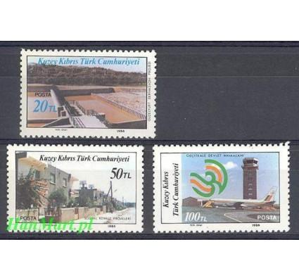 Znaczek Cypr Północny 1986 Mi 192-194 Czyste **