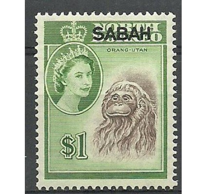 Znaczek Malezja 1964 Mi sab13 Czyste **