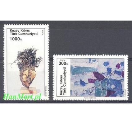 Cypr Północny 1990 Mi 281-282 Czyste **