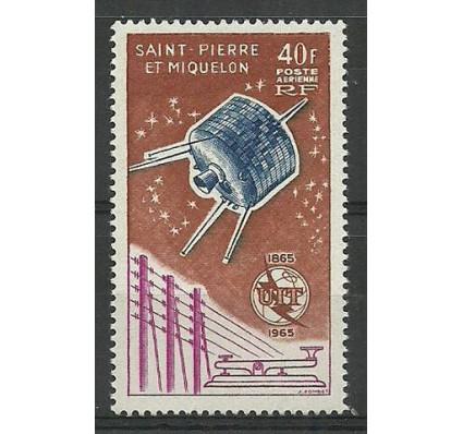 Znaczek Saint-Pierre i Miquelon 1965 Mi 412 Czyste **