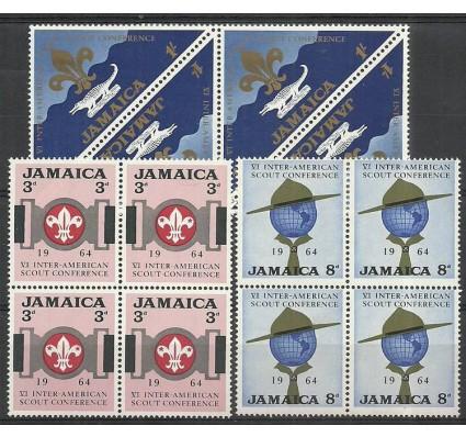 Znaczek Jamajka 1964 Mi 235-237 Czyste **