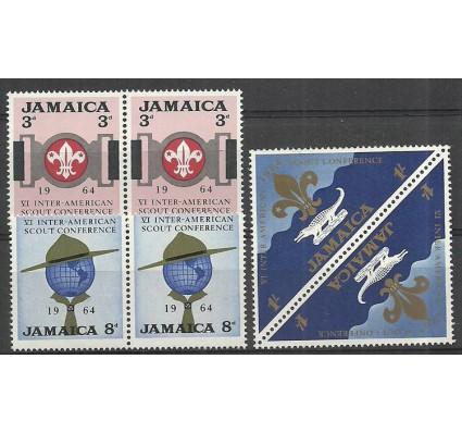 Jamajka 1964 Mi 235-237 Czyste **