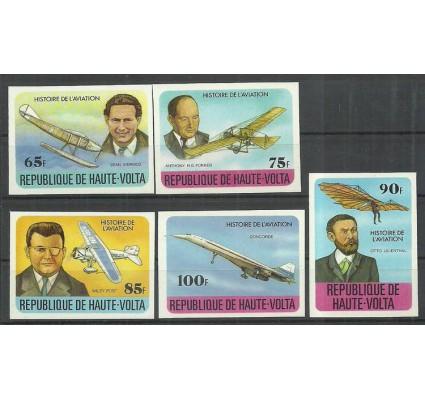 Znaczek Burkina Faso 1978 Mi 706-710B Czyste **