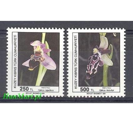 Znaczek Cypr Północny 1991 Mi 301-302 Czyste **