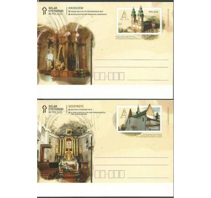 Znaczek Polska 2018 Fi Cp 1809-1810 Całostka pocztowa