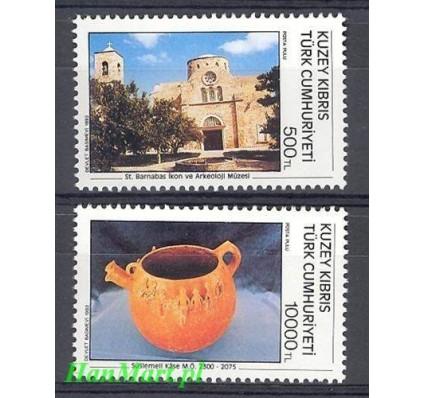 Cypr Północny 1993 Mi 351-352 Czyste **