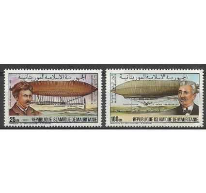 Znaczek Mauretania 1983 Mi 795-796 Czyste **