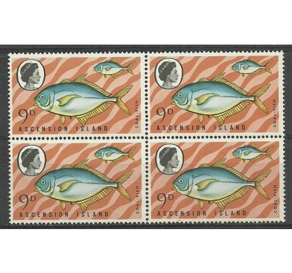 Znaczek Wyspa Wniebowstąpienia 1970 Mi 131 Czyste **
