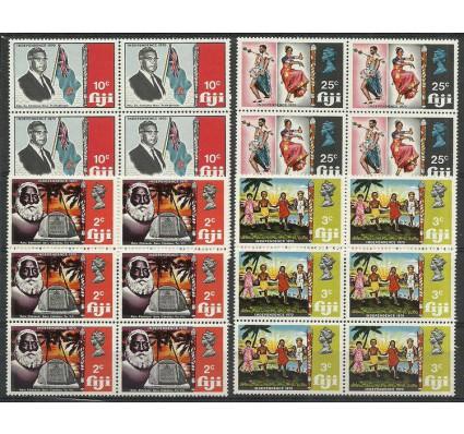 Znaczek Fidżi 1970 Mi 269-272 Czyste **