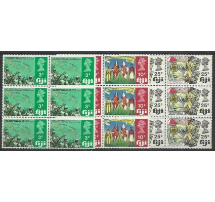 Znaczek Fidżi 1969 Mi 249-251 Czyste **