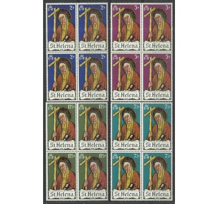 Znaczek Wyspa św. Heleny 1971 Mi 244-247 Czyste **