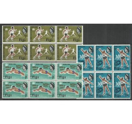 Znaczek Fidżi 1966 Mi 198-200 Czyste **