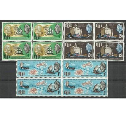 Znaczek Fidżi 1967 Mi 205-207 Czyste **