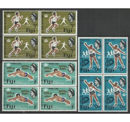 Znaczek Fidżi 1986 Mi 198-200 Czyste **