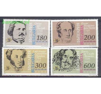 Bułgaria 1999 Mi 4391-4394 Czyste **