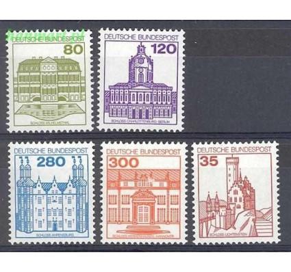 Niemcy 1982 Mi 1139-1143 Czyste **