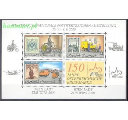 Austria 2000 Mi bl 14 Czyste **