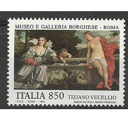 Znaczek Włochy 1995 Mi 2380 Czyste **