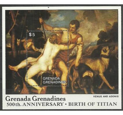 Znaczek Grenada i Grenadyny 1988 Mi bl 149 Czyste **