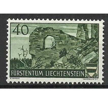 Znaczek Liechtenstein 1937 Mi 163 Z podlepką *